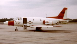 T-39D at Glynco