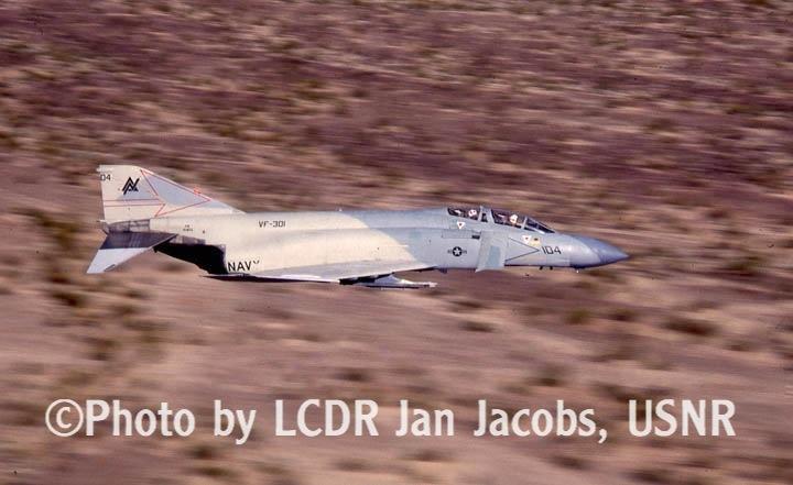 F-4S low-level