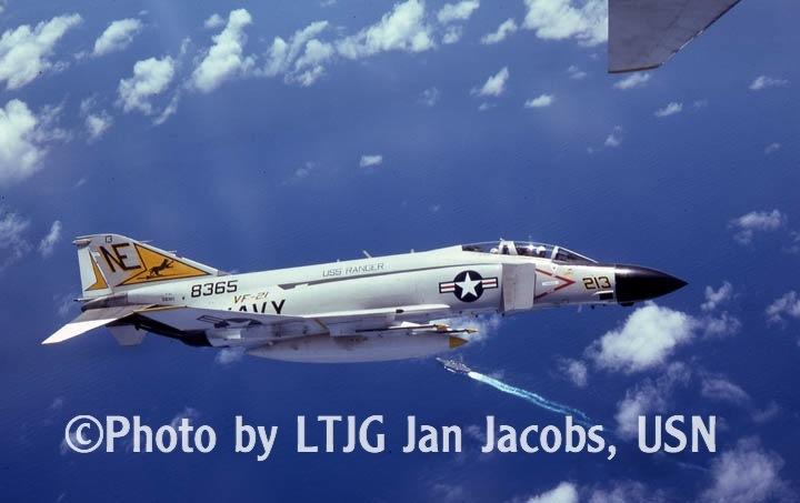 VF-21 overhead Ranger