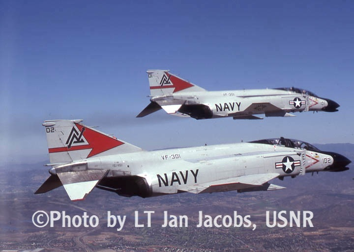 F-4N San Diego 1978