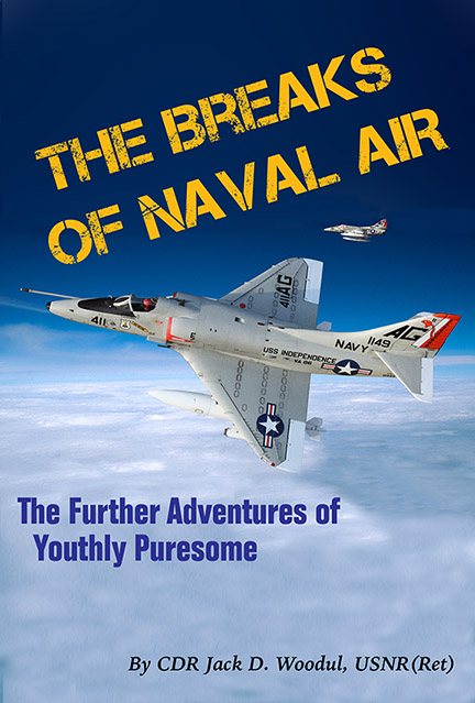 The Breaks of Naval Air -- The Further Adventures of Youthly Puresome is now available in ebook format from Amazon.com, in iBook format from apple and soon in ebook format from Barnes & Noble